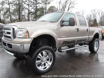 2005 Ford F-250 Super Duty Lariat FX4 4X4 Crew Cab Short Bed Truck