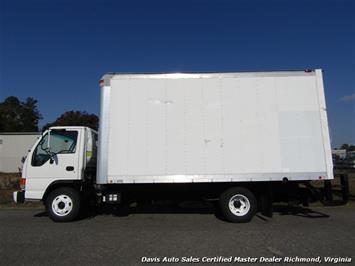 2001 Isuzu NPR Diesel 15 Foot Commercial Work Box Van Truck - Photo 2 - Richmond, VA 23237