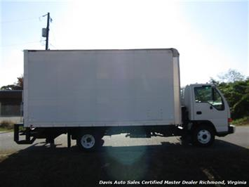 2001 Isuzu NPR Diesel 15 Foot Commercial Work Box Van Truck - Photo 12 - Richmond, VA 23237