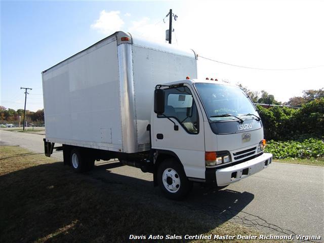 2001 Isuzu NPR Diesel 15 Foot Commercial Work Box Van Truck - Photo 13 - Richmond, VA 23237