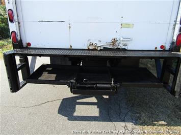 2001 Isuzu NPR Diesel 15 Foot Commercial Work Box Van Truck - Photo 9 - Richmond, VA 23237