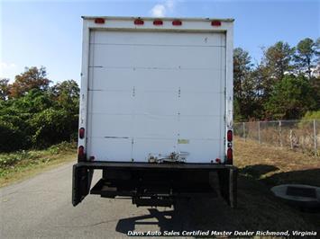 2001 Isuzu NPR Diesel 15 Foot Commercial Work Box Van Truck - Photo 4 - Richmond, VA 23237