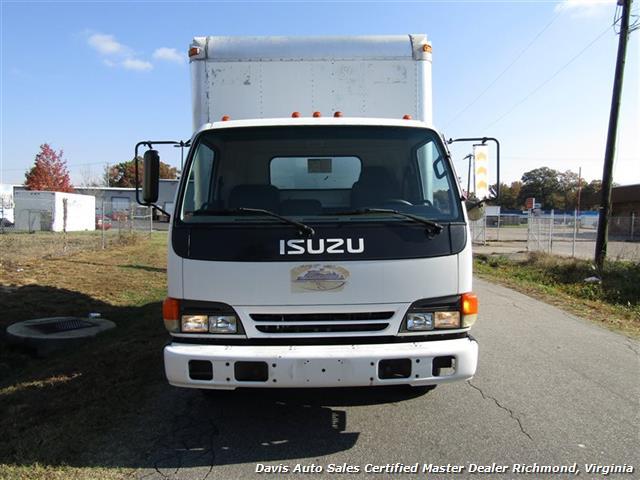 2001 Isuzu NPR Diesel 15 Foot Commercial Work Box Van Truck - Photo 14 - Richmond, VA 23237