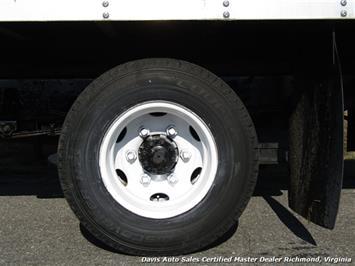 2001 Isuzu NPR Diesel 15 Foot Commercial Work Box Van Truck - Photo 17 - Richmond, VA 23237