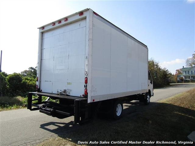 2001 Isuzu NPR Diesel 15 Foot Commercial Work Box Van Truck - Photo 11 - Richmond, VA 23237