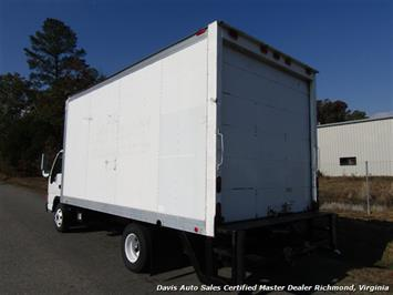 2001 Isuzu NPR Diesel 15 Foot Commercial Work Box Van Truck - Photo 3 - Richmond, VA 23237