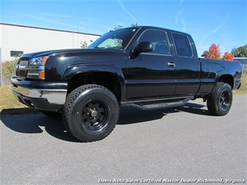 2004 Chevrolet Silverado 1500 LS 4dr Extended Cab Truck
