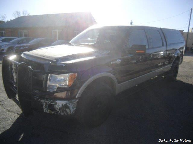 2009 Ford F 150 King Ranch Crew