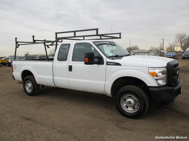 2015 Ford F-250 Super Duty XL Super Cab Extended 4x4 - Photo 1 - Brighton, CO 80603