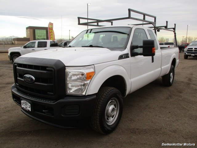2015 Ford F-250 Super Duty XL Super Cab Extended 4x4 - Photo 4 - Brighton, CO 80603