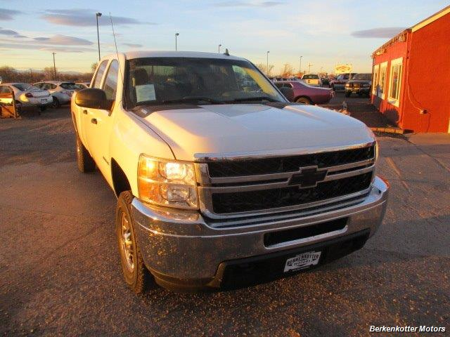 2012 Chevrolet Silverado 2500 Crew Cab 4x4 - Photo 2 - Brighton, CO 80603
