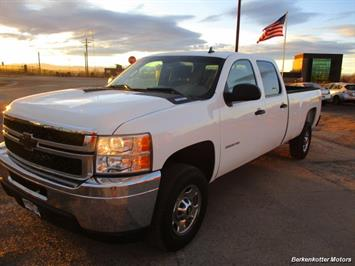 2012 Chevrolet Silverado 2500 Crew Cab 4x4 - Photo 4 - Brighton, CO 80603