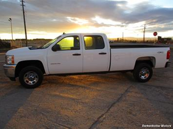 2012 Chevrolet Silverado 2500 Crew Cab 4x4 - Photo 5 - Brighton, CO 80603