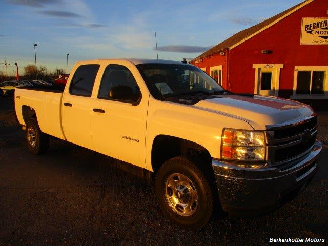 2012 Chevrolet Silverado 2500 Crew Cab 4x4 - Photo 1 - Brighton, CO 80603