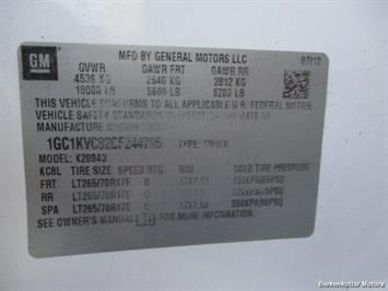 2012 Chevrolet Silverado 2500 Crew Cab 4x4 - Photo 39 - Brighton, CO 80603
