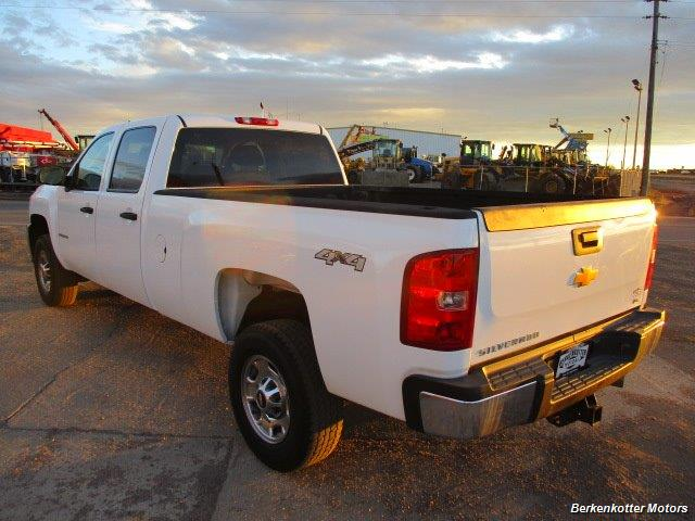 2012 Chevrolet Silverado 2500 Crew Cab 4x4 - Photo 6 - Brighton, CO 80603