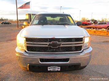 2012 Chevrolet Silverado 2500 Crew Cab 4x4 - Photo 3 - Brighton, CO 80603