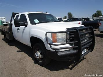 2008 GMC Sierra 3500 Extended Cab Dually 4x4 - Photo 13 - Parker, CO 80134