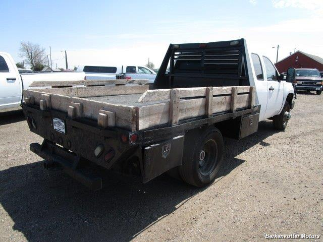 2008 GMC Sierra 3500 Extended Cab Dually 4x4 - Photo 5 - Parker, CO 80134