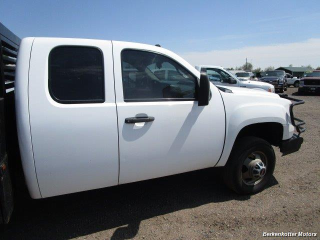 2008 GMC Sierra 3500 Extended Cab Dually 4x4 - Photo 25 - Parker, CO 80134