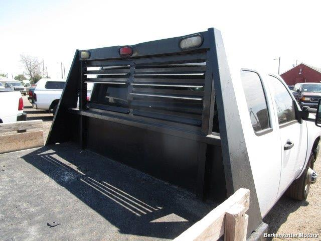 2008 GMC Sierra 3500 Extended Cab Dually 4x4 - Photo 27 - Parker, CO 80134