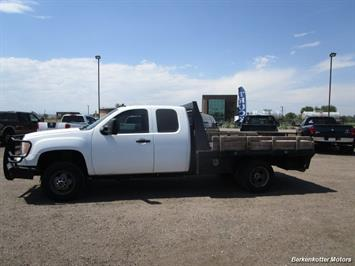 2008 GMC Sierra 3500 Extended Cab Dually 4x4 - Photo 9 - Parker, CO 80134