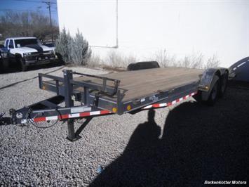 2011 Load Trail 20' Car Hauler