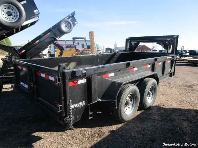 2017 Lamar 14' Gooseneck Dump - Photo 2 - Brighton, CO 80603