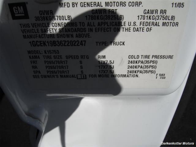 2006 Chevrolet Silverado 1500 LS - Photo 25 - Brighton, CO 80603