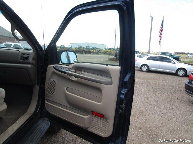 2001 Ford F-250 Super Duty XLT Crew Cab 4x4 - Photo 27 - Castle Rock, CO 80104