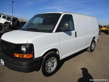 2014 Chevrolet Express 1500 AWD Cargo 4x4 - Photo 3 - Brighton, CO 80603