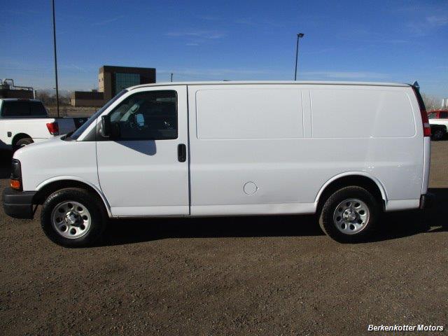 2014 Chevrolet Express 1500 AWD Cargo 4x4 - Photo 4 - Brighton, CO 80603