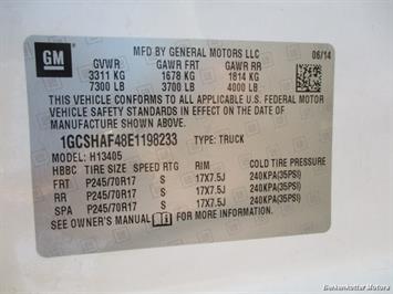 2014 Chevrolet Express 1500 AWD Cargo 4x4 - Photo 35 - Brighton, CO 80603