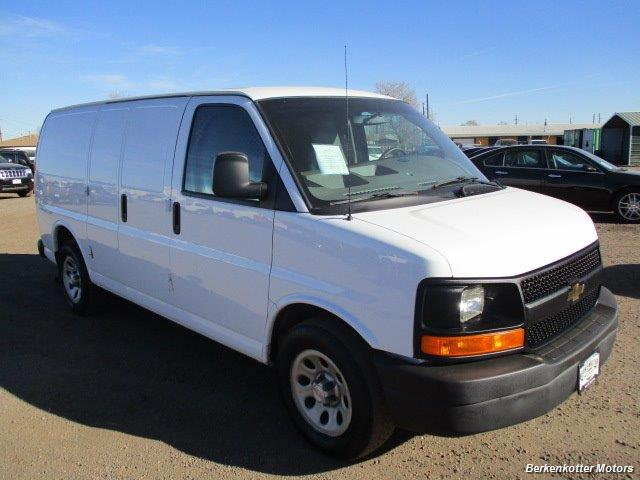 2014 Chevrolet Express 1500 AWD Cargo 4x4 - Photo 1 - Brighton, CO 80603