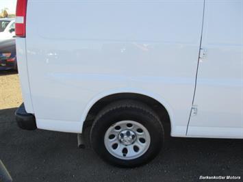 2014 Chevrolet Express 1500 AWD Cargo 4x4 - Photo 9 - Brighton, CO 80603