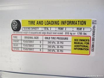 2014 Chevrolet Express 1500 AWD Cargo 4x4 - Photo 34 - Brighton, CO 80603
