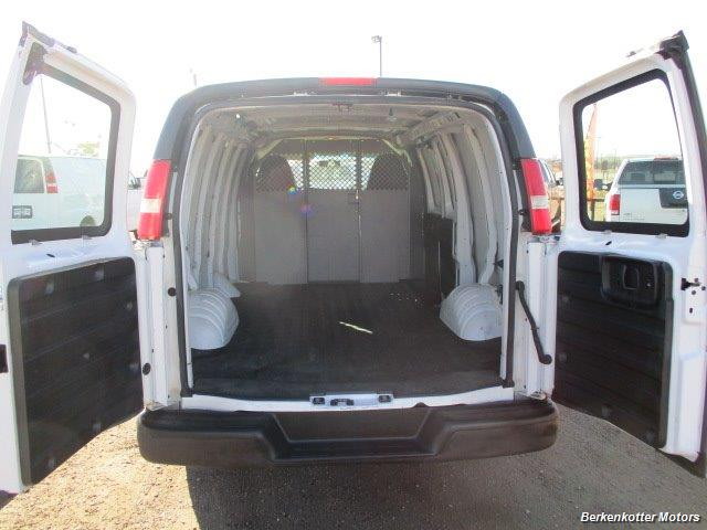 2014 Chevrolet Express 1500 AWD Cargo 4x4 - Photo 20 - Brighton, CO 80603
