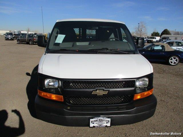 2014 Chevrolet Express 1500 AWD Cargo 4x4 - Photo 2 - Brighton, CO 80603