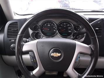 2007 Chevrolet Silverado 1500 XLT Extended Cab 4x4 - Photo 10 - Castle Rock, CO 80104