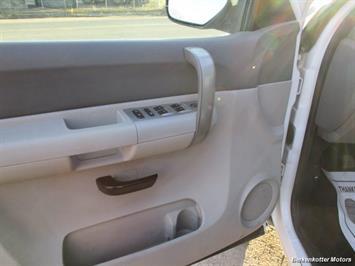 2008 Chevrolet Silverado 2500 LT Extended Quad Cab 4x4 - Photo 33 - Brighton, CO 80603