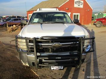 2008 Chevrolet Silverado 2500 LT Extended Quad Cab 4x4 - Photo 3 - Brighton, CO 80603