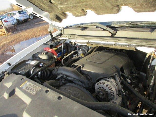 2008 Chevrolet Silverado 2500 LT Extended Quad Cab 4x4 - Photo 40 - Brighton, CO 80603