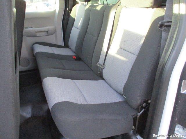 2008 Chevrolet Silverado 2500 LT Extended Quad Cab 4x4 - Photo 30 - Brighton, CO 80603
