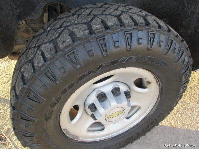 2008 Chevrolet Silverado 2500 LT Extended Quad Cab 4x4 - Photo 39 - Brighton, CO 80603