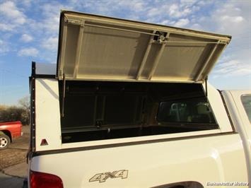 2008 Chevrolet Silverado 2500 LT Extended Quad Cab 4x4 - Photo 28 - Brighton, CO 80603