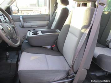 2008 Chevrolet Silverado 2500 LT Extended Quad Cab 4x4 - Photo 38 - Brighton, CO 80603