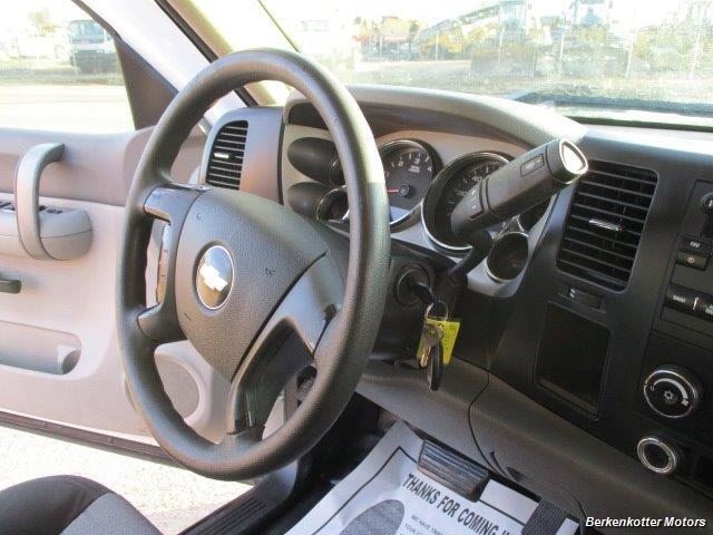 2008 Chevrolet Silverado 2500 LT Extended Quad Cab 4x4 - Photo 20 - Brighton, CO 80603