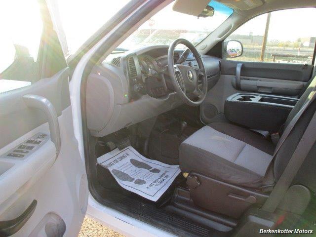 2008 Chevrolet Silverado 2500 LT Extended Quad Cab 4x4 - Photo 32 - Brighton, CO 80603