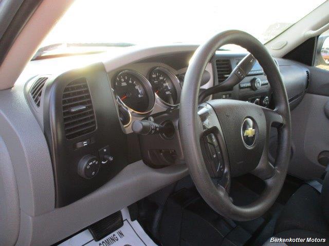 2008 Chevrolet Silverado 2500 LT Extended Quad Cab 4x4 - Photo 34 - Brighton, CO 80603