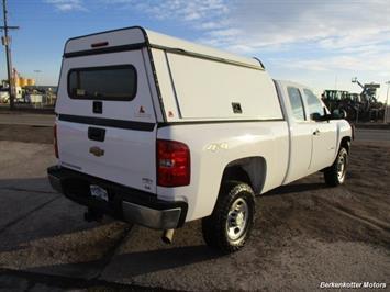 2008 Chevrolet Silverado 2500 LT Extended Quad Cab 4x4 - Photo 9 - Brighton, CO 80603